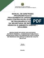 Manual Diretrizes e Procedimentos Operacionais_verso090820121