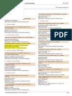 Médicos convencionados ADSE Guarda 2014