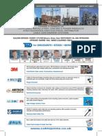 T&D UK Hazardous Area Electrical Equipment Distributor