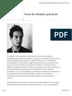 Poesía de soledad y poesía de comunión.pdf