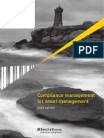 EY Compliance Management for Asset Management Survey 2012