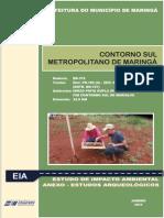 CSMM EIA Arqueologia