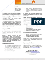 Boletín Informativo Agosto 2014