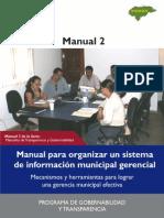 Manual 2 Sistema de Informacion Municipal Gerencia