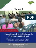 Manual 4 Sesiones de Corporacion