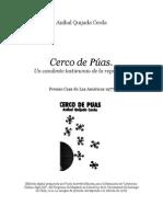 Quijada Cerco de Puas 1977 Chile