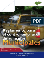 Reglamento Vehiculos Municipalidades[1]