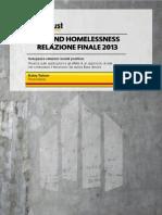 Beyond Homelessness Final Report 2013