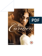 "Próspero Merimée ""Carmen"""