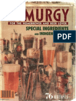 Zymurgy - Special Ingridients and Indigenous Beer (Vol. 17, No. 4, 1994)