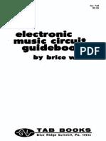 Electronic Music Circuit Guidebook