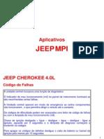 Jeep MPI Codigos de Erro 4p0