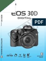 Canon EOS30D Instr Manual