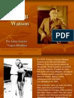 Biografia John b Watson