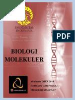 UAS Semester 4 - Biologi Molekuler