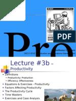 SBCO 6240 Productivity HB Student