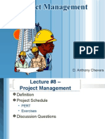 SBCO 6240 Project Management HB Student