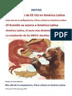 El contrapeso de EE UU en América Latina- (NOTAS).docx