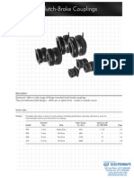 InertiaDynamics CB Couplings Specsheet