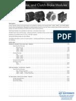 InertiaDynamics CB Modules Catalog