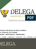 Catálogo Delega Perú