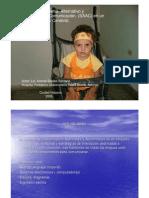 Diseno de Un Sistema Alternativo y Aumentativo de Comunicacion. (Saac) en Un Caso Con Paralisis Cerebral