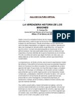 La Verdadera Historia de Los Masones. d. Santiago Río