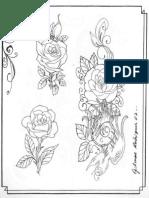 Tre fiori A