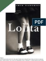 Vladimir Nabokov - Lolita