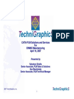TGS - Ehmke Mfg CATIA Roadmap Overview - 04-19-07 With on-site Training