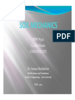 Soil Mechanics Lecture_Permeability