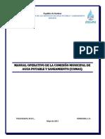 Manual Operativo COMAS