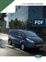 Nova Transit Custom - Van of the Year 2013