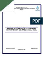 Manual Operativo USCL
