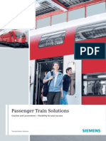 Siemens Passenger Train Solutions