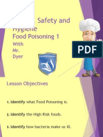 1.4a - Food Poisoning 1