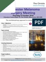 Melanoma Flyer