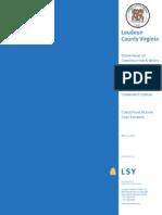 120515 Lovettsville CC, Preliminary Concept Design Cost Estimate R1