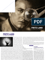 Fritz Lang o tempo do cinema