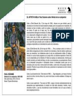 Cezanne Habla