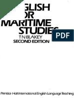 English for Maritime Studies