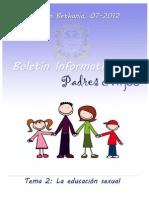 Boletín Padres e Hijos 2 Final