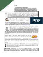 Bulletin - August 17, 2014