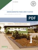 Bulario Caes e Gatos USP 2011 PDF