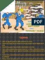 Expoc. Prop y Caract de Agentes de Voladura