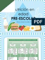Nutrición en Preescolar