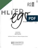 Alter Ego 2 Cahier d'Activitès