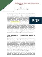 Lutero Ainda Fala_ Um Ensaio Em História Da Interpretação Bíblica - Augustus Nicodemus Lopes