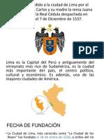 Region Lima