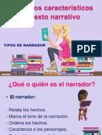 Tipos de Narradores PDF Internet